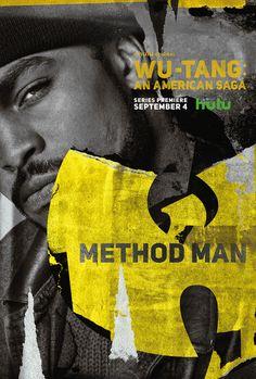 Wu Tang Clan, Wu Tang Members, Method Man, Newest Tv Shows, Series Premiere, Saga, American Horror, New Wall, Good Movies
