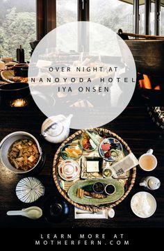 Visiting Hotel Iya Onsen | Motherfern.com