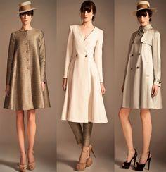 Oversized Coats - fashion trends