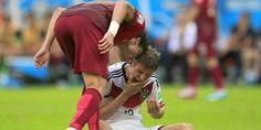 Tanduk Muller, Pepe Dihadiahi Hukuman Ringan