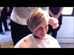 Kenneth Siu - Asymmetrical cut - YouTube
