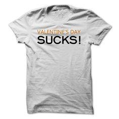 (Top Tshirt Charts) VALENTINES DAY SUCKS [Tshirt design] Hoodies Tee Shirts