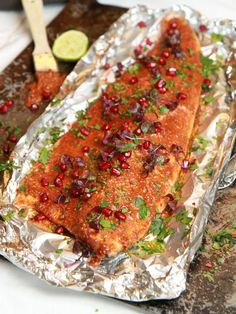Bbq Grill, Grilling, Norwegian Food, Recipe Boards, Happy Foods, Fish Recipes, Recipies, Meatloaf, Salmon Burgers