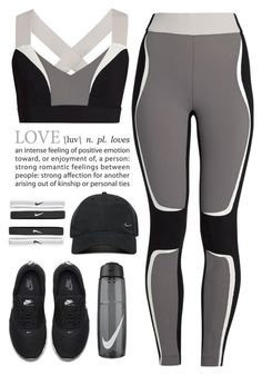 Sporty Chic > by queenbrittani Casual Sporty Outfits, Cute Lazy Outfits, Swag Outfits For Girls, Cute Swag Outfits, Girls Fashion Clothes, Sporty Chic, Teen Fashion Outfits, Athletic Outfits, Sport Outfits