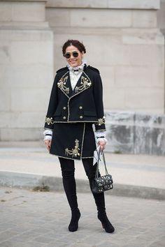 Chanel suit   - HarpersBAZAAR.com