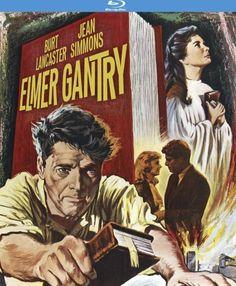 Elmer Gantry - Blu-ray (Kino Region A) Release Date: Available Now (Amazon U.S.)
