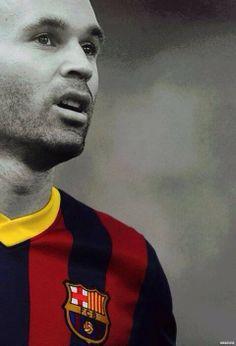 #FCB #FCBarcelona #Iniesta