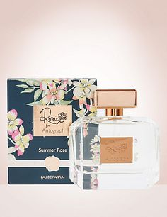 Collective Individualism: Rosie for Autograph cruelty free perfume