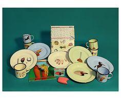 Platos y mugs Seletti