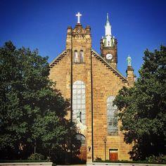 St. Joseph's Catholic Church #archi_ologie #amazing_captures #church_masters #churchpicsunday #frameable #ig_treasures #infamous_family #ipulledoverforthis #royalsnappingartists #rsa_ladies #jj_unitedstates #p4p_churchsunday #str8_shooters #shutterbug_collective #SC_MakeMeABug #the_visionaries #tv_churchandgraves by pamfurlong1951