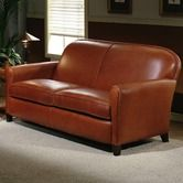 Found it at Wayfair - Buenos Aires 2 Seat Leather Sofa