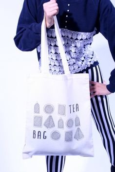 Tote bag - Tea bag