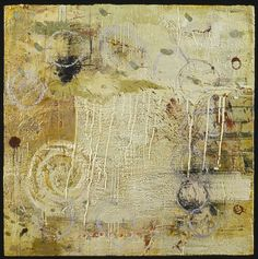 Encaustic Artist Mary Black - Encaustic Mixed Media - Corpus Series
