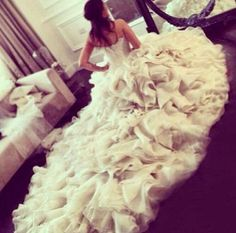 Who doesn't want to marry the man of her dreams?♥