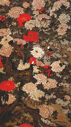 Itō Jakuchū. Japanese, (1716-1800) Edo Period.