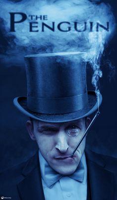 The Penguin Gotham Show, Gotham Series, Bob Kane, Gotham City, Mafia Crime, Vigilante, Robin, Arte Dc Comics, Arkham Asylum