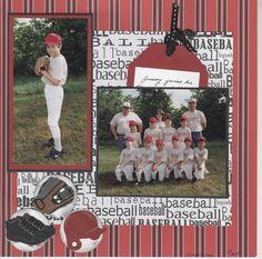 Baseball Team - Scrapbook.com