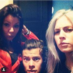 Harry,Gemma,and Anne