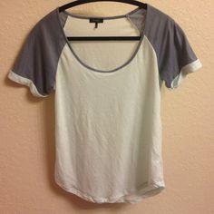 Nollie t-shirt Super soft Nollie tee. Blue and seafoam green. Size small Nollie Tops Tees - Short Sleeve