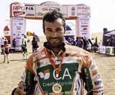 TT: Mário Patrão satisfeito com o regresso à competição