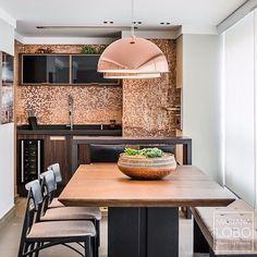 Projeto Mariana Lobo #assimeugosto #cozinhagourmet #varandagourmet #arquitetura #interiores