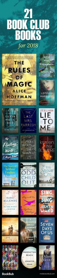 21 Novels for the Book Club That Can Never Agree Book club reading list: including book club ideas, book for women, books wroth reading in book club ideas, and more. I Love Books, New Books, Good Books, Books To Read, Book Suggestions, Book Recommendations, Reading Lists, Book Lists, Reading Books