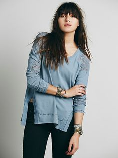 Free People We The Free Outer Sunset Top, $88.00