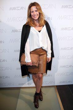 Pin for Later: Die Stars besiedeln Berlin während der Fashion Week Alexandra Neldel