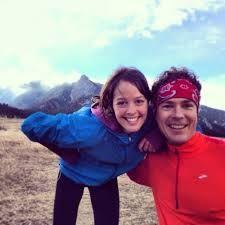 Image result for Jenn Shelton and Scott Jurek