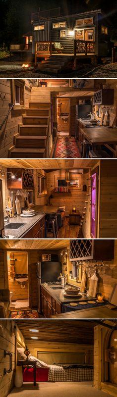 The Shangri-Little Tiny House