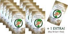 Value Deal - Organic White Mulberry Leaf Tea (165 Teabags) (11) by EON -- Awesome products selected by Anna Churchill