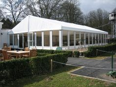 Party tents for sale from the manufacturer Röder HTS UK