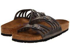 Birkenstock Granada Iron Women's Sandal 192441 | eBay