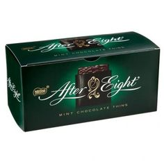 After Eight Mint Chocolate Thins 140g