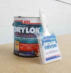 Ugl Drylok 174 Masonry Clear Protectors The Home Board