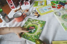Books We Heart - Cheer-rup! Spring is Here! Wooly Thyme, The Wooly, Spring Is Here, Reading Lists, Cheer, Kids, Children, Blog, House