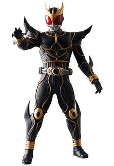 TAG Hobby » MEDICOM 2017年2月發售: Action Figure RAH DX Series Kamen Rider Kuuga Ultimate Form 25,000Yen