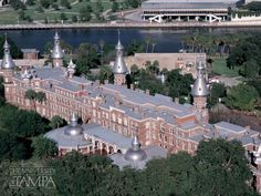 Product Design - University of Tampa Plant Hall