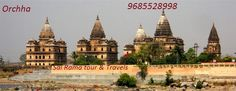 We are sairama tours a travel agency in orchha/  jhansi