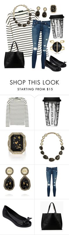 """Chloe and Isabel styling by Nicci wright  www.chloeandisabel.com/boutique/nicciwright"" by newmom27 on Polyvore featuring J.Crew, Dot & Bo, Chloe + Isabel, rag & bone/JEAN, Melissa, Azalea, women's clothing, women's fashion, women and female"