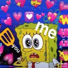 Aad and coote 🥺🥺, Spongebob Best Friend, Best Friends Cartoon, Friend Cartoon, Spongebob Iphone Wallpaper, Cute Emoji Wallpaper, Cute Cartoon Wallpapers, Bad Girl Wallpaper, Sad Wallpaper, Aesthetic Iphone Wallpaper