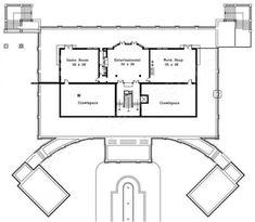 Cfa Yokosuka House A1 2 Bedroom Floor Plan Cfa