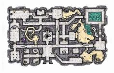 Dungeon Map 2