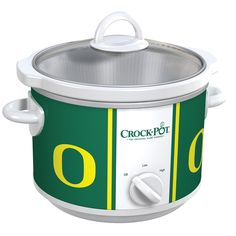 Now, exclusively from the Crock-Pot® Brand, buy a slow cooker emblazoned with your collegiate team's logo. Choose from over 20 teams and score big at your next college party.