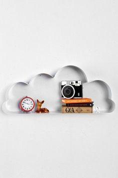 Loving this cloud shelf