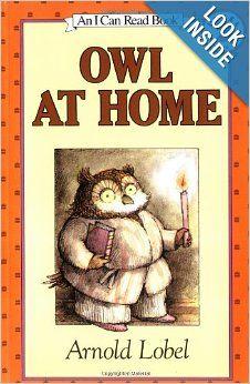 Lobel-Owl at Home