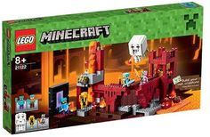 LEGO+Minecraft+-+The+Nether+Fortress