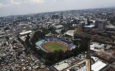 https://flic.kr/p/bBtVXQ | Estadio nacional y Centro Civico | El Mateo Flores y…