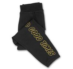 Good times joggers - black
