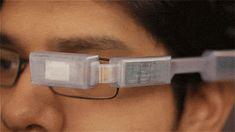 Google glass alternative - DIY Wearable Pi with Near-Eye Video Glasses